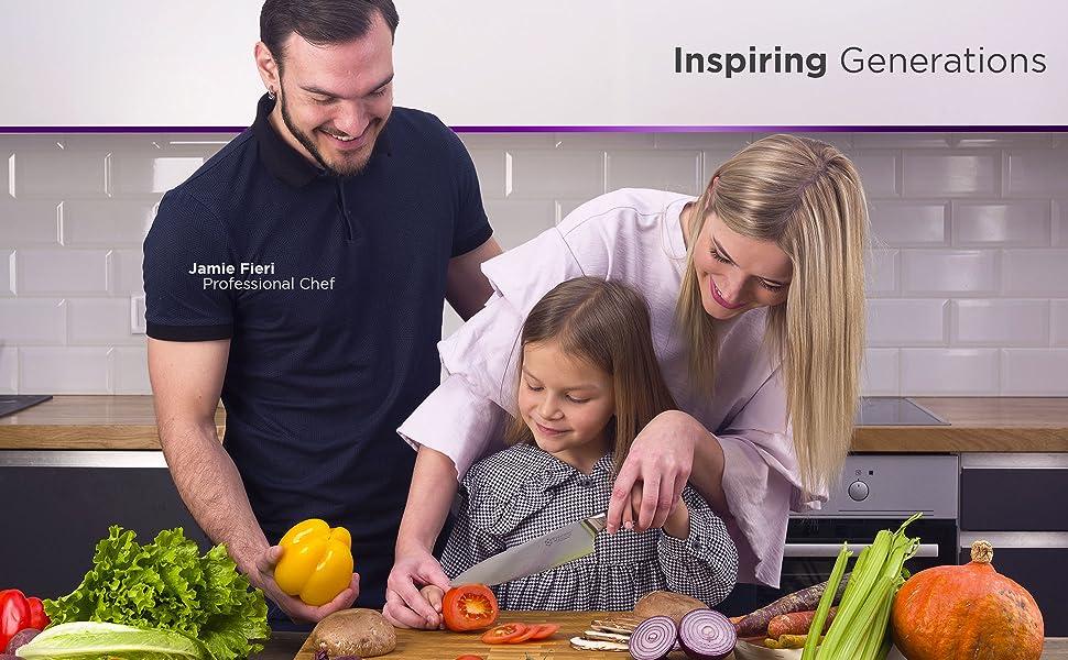 Inspiring generations