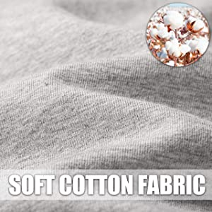 comfy cotton lounge shorts