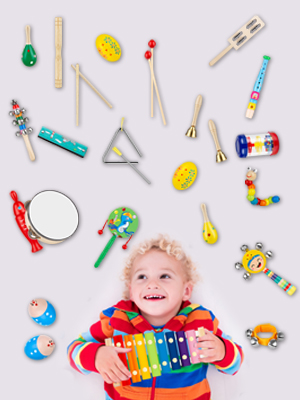 wooden toys sensory toys for toddlers 1-3