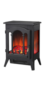 stove electric fireplace
