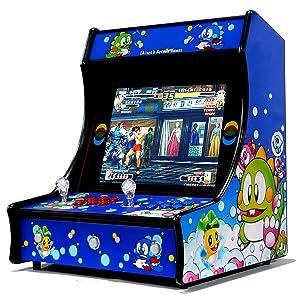 pandora box, arcade pandora box, seekool, tapdra, neogeo, mame, sega, emulador, rasberry, bartop