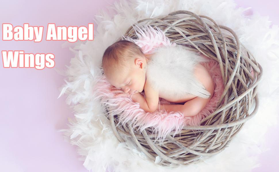Newborn PrinceAngels wing onesie