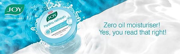 Oil Free Moisturiser cream