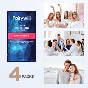teeth whitener strips
