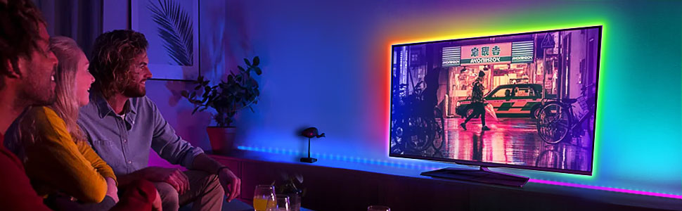 led lights for tv