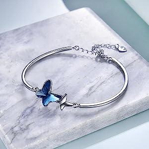 Butterfly bracelet