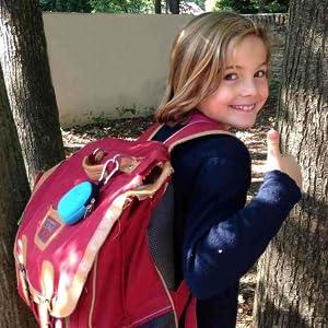 gps in backpack