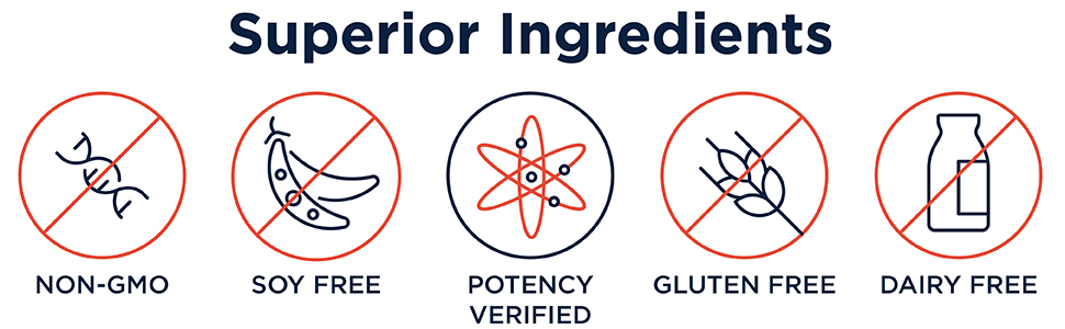 Superior Ingredients