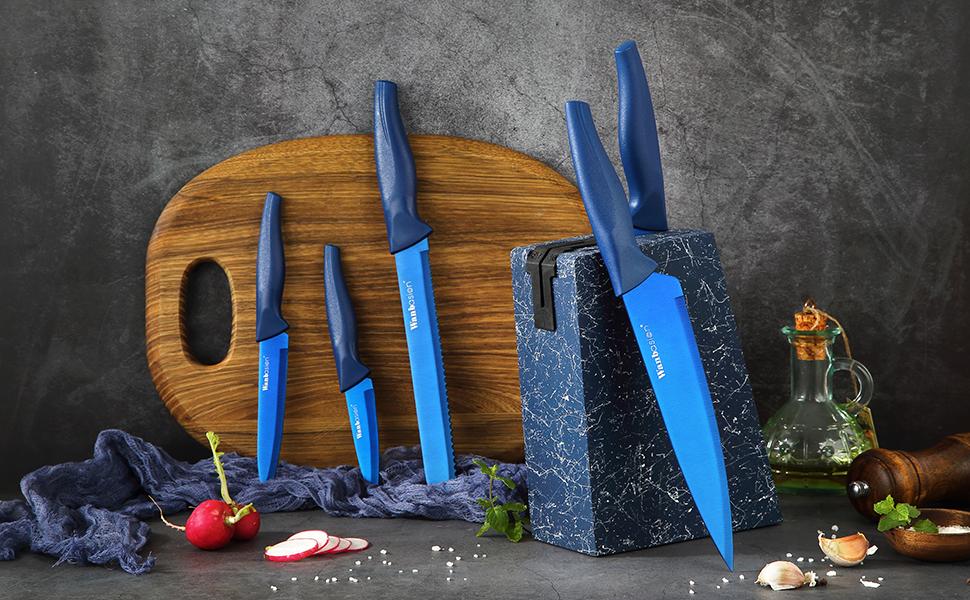 knife set block