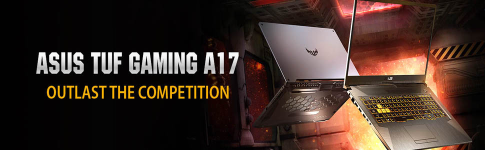 ASUS TUF Gaming A17 Laptop