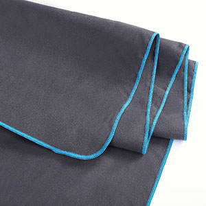 freigeist Microfibre Beach Towel Quick Drying Cloth with Hanging Band Skin-Safe and Soft Pool Lightweight with Drawstring Bag and Sizes Swimming Large Sports Essentials
