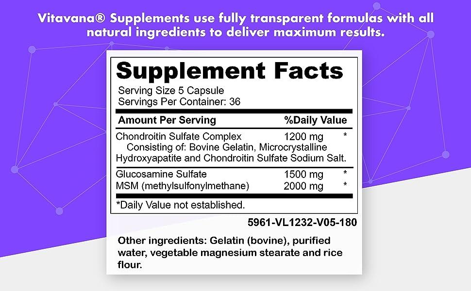 Ultra Glucosamine - 3