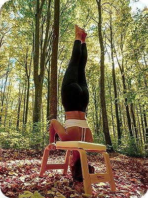 sustainability yoga planting trees