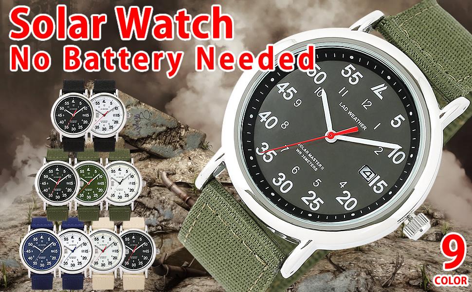 Solar Military Watch