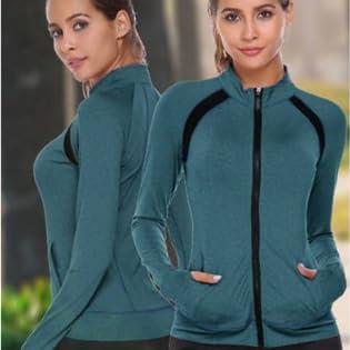 Workout jacket
