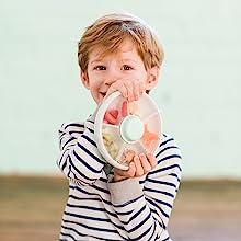 Safe eating for kids, BPA, PVC Free snacking, Dishwasher safe