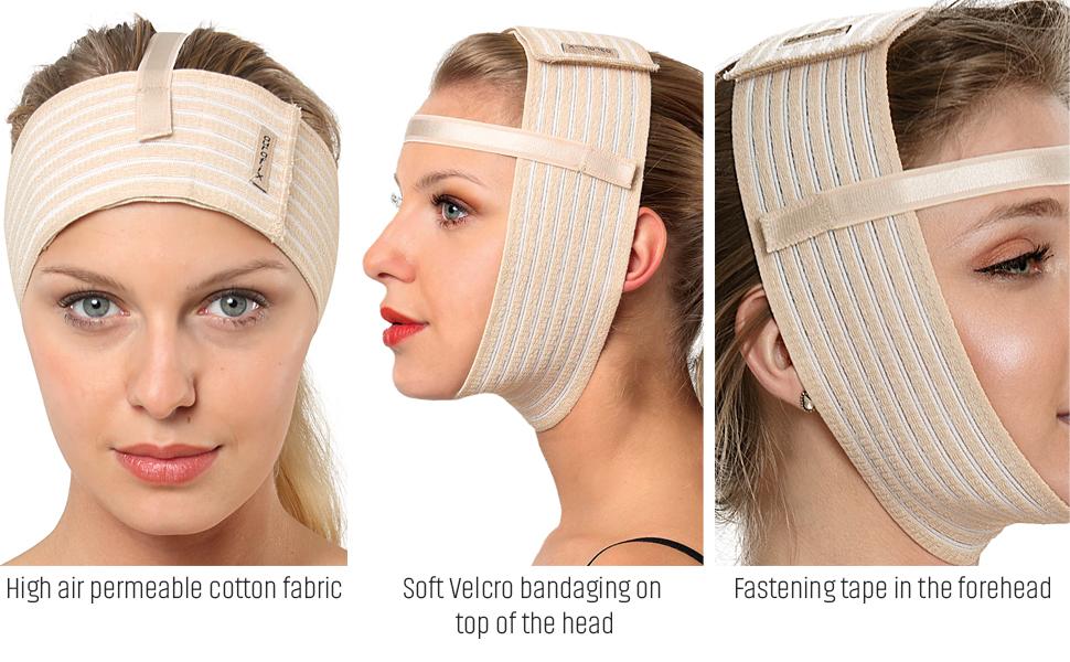 liposuction chin garment