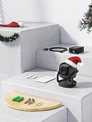 44_Security Camera Indoor_Mate A1_flexible installation