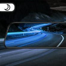 rearview mirror camera