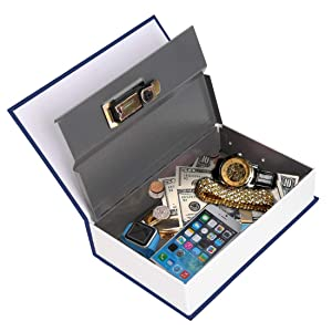 Jewelry Book Locker