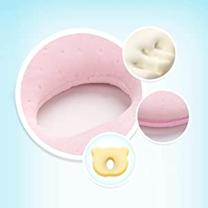 Baby Head Shaping Pillow,