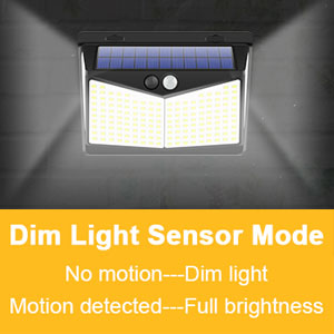 Modo de Sensor de Luz Tenue