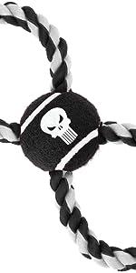 Punisher Rope Toy