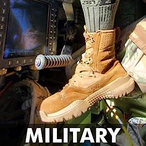 Servicio militar uniforme ejército marina marina de la fuerza aérea OCP botas coyote