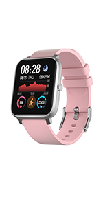 P22 Smart Watch Pink