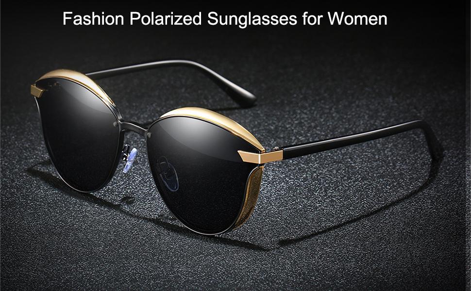 trendy cat eye sunglasses