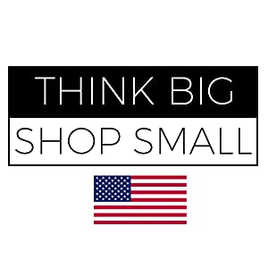 Think Big Shop Small Made In USA United States Tremont IL Small Business Midwest