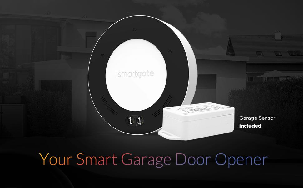 ismartgate PRO garage kit smart door opener