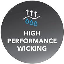 HIGH PERFORMANCE WICKING