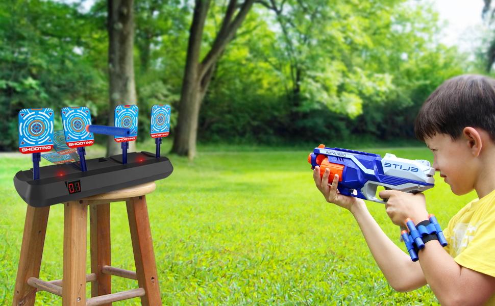 Target for Nerf Gun