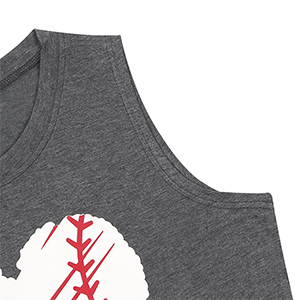 Sleeveless Summer sleeveless rank top, make you comfortably cool