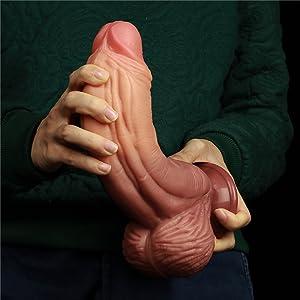 big dildo giant dildo large dildo strap on dildo anal Dildo big squirting realistic Suction Cup