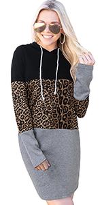 hoodies dresses