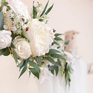 wedding flower for reception