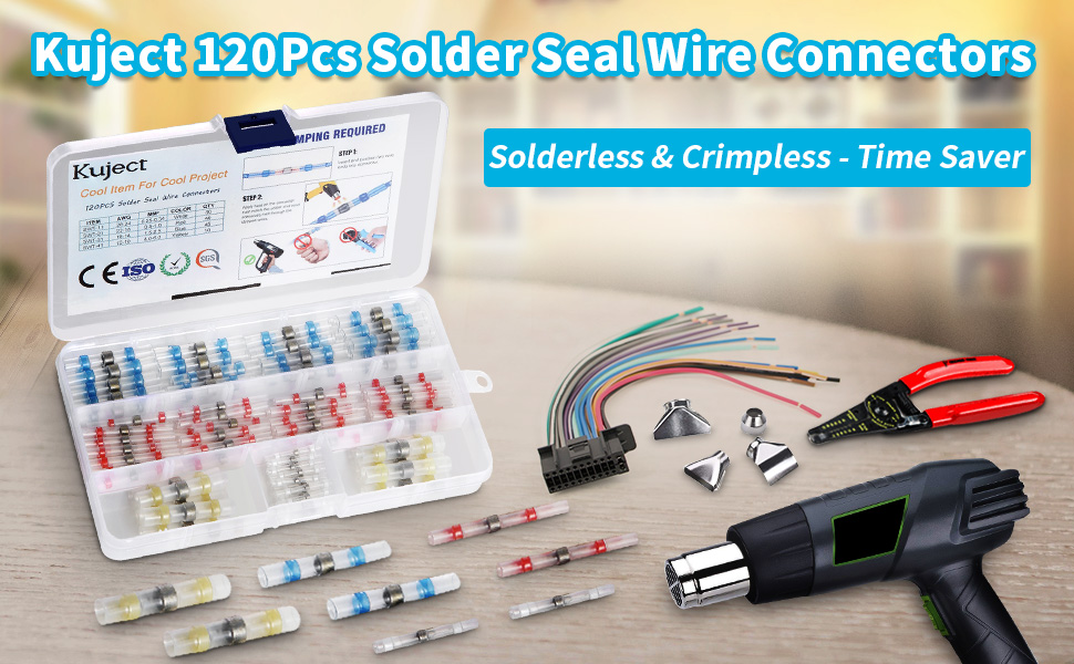 Solder Seal Wire Connector