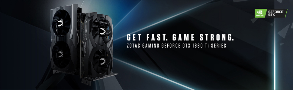zotac, 1660, graphic card, gaming, nvidia, geforce, gtx