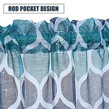 rod pocket design