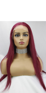 #99J lace front wig