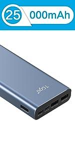 USB C portable charger