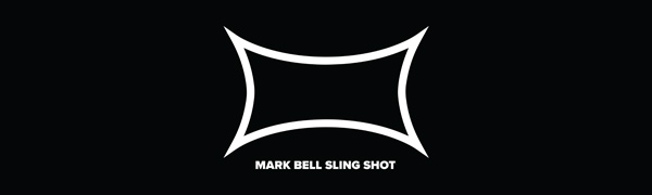 Elastic glute warm-up Sling Shot Grippy Hip Circle Resistance Band by Mark Bell