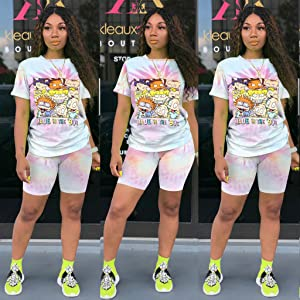Womens 2 piece outfits athletic tracksuit