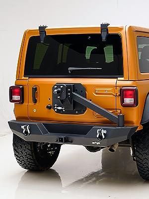 JL Rear Bumper without LED light