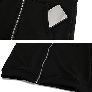 fleece fashion hoodies jackets with zip up warm fleece cardigan fashion sweatshirts jackets