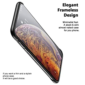 Elegant Frameless Design