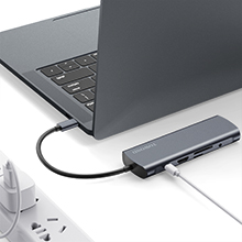 macbook air usb c hub