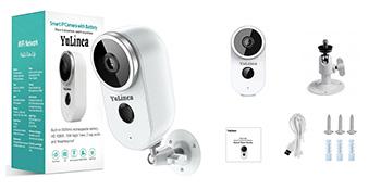 Wireless Scurity Battery Camera